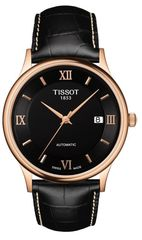 Наручные часы Tissot T914.407.76.058.00 Rose Dream Automatic 18K Gold