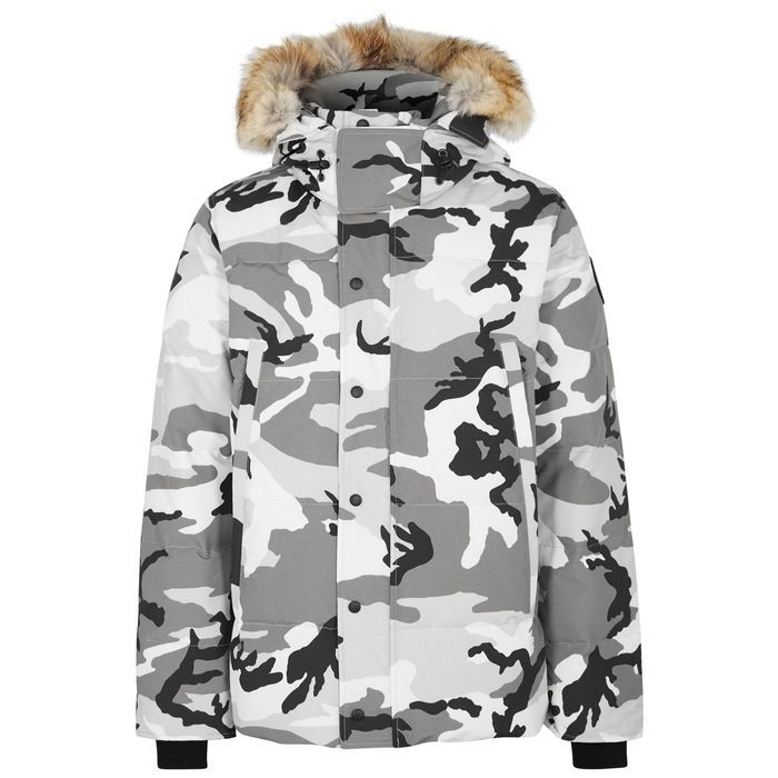 WYNDHAM PARKA MILITARY 05930