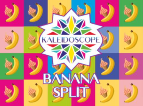 Смесь Kaleidoscope Банановый сплит, 50 г.