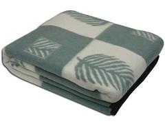 Одеяло ВЛАДИ Украина Лист бел/олив.