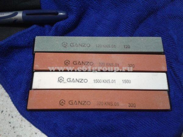 Точильный станок Ganzo Touch Pro скидки