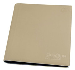 12-Pocket QuadRow Portfolio Sand