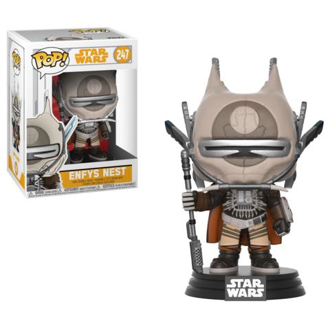 Фигурка Funko POP! Bobble: Star Wars: Solo: Enfys Nest POP 10 26984