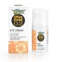 Крем для глаз от морщин Olive Gold 50 мл