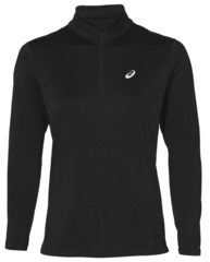 Рубашка беговая Asics Silver Ls 1/2 Zip Winter Top женская