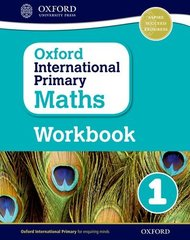 Oxford International Primary Maths: Grade 1: Workbook 1