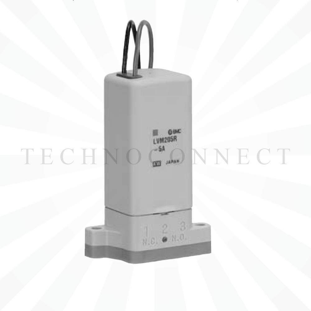 LVM105RY-6B2-3   3/2 Клапан химич. стойкий, 12VDC