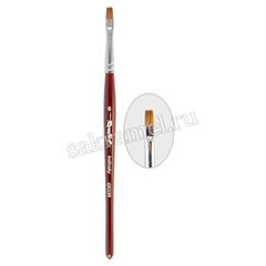 Кисть плоская Roubloff- GК2-06 (Колонок)