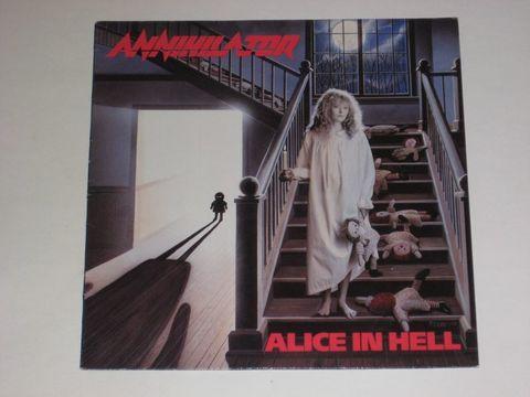 Annihilator / Alice In Hell (LP)