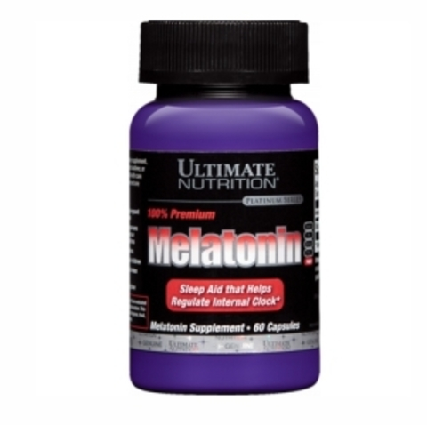 Ultimate Nutrition Melatonin 3 mg
