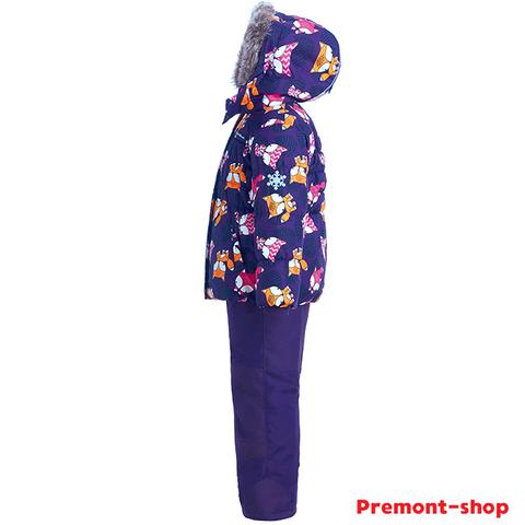 Комплект Premont для девочки Рэд Фокс WP91254 PURPLE