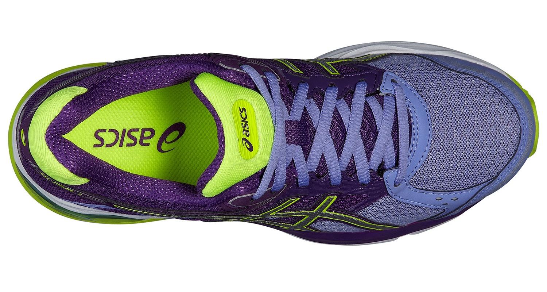 Женские беговые кроссовки Asics Gel-Pulse 7 (T5F6N 3293) фиолетовые фото сверху