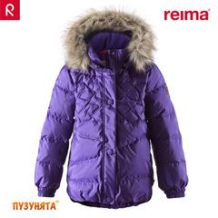 Куртка пуховая Reima Sisko 531158-5910 purple