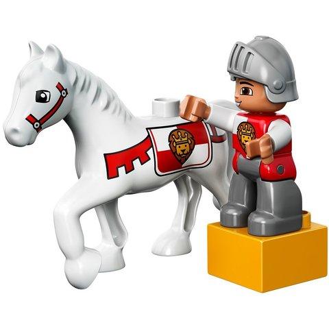 LEGO Duplo: Рыцарский турнир 10568 — Knight Tournament — Лего Дупло
