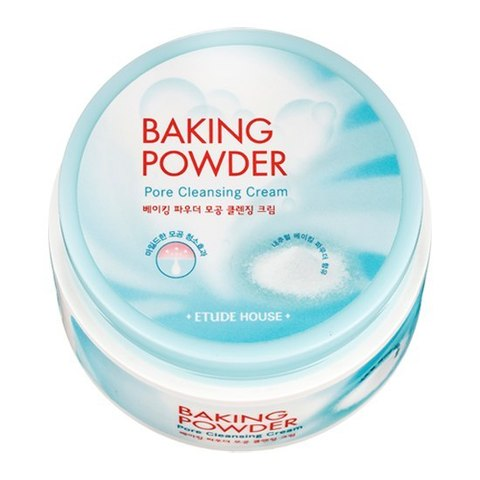 ETUDE HOUSE Крем с содой для снятия макияжа и очищения пор Baking Powder Pore Cleansing Cream 180ml