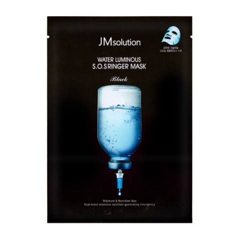 Маска JMsolution Water Luminous S.O.S Ringer Mask 1шт.