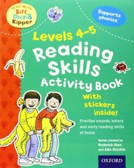 Read With Biff, Chip, and Kipper: 4-5 Reading S...
