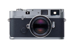 Пленочная фотокамера Leica MP body silver