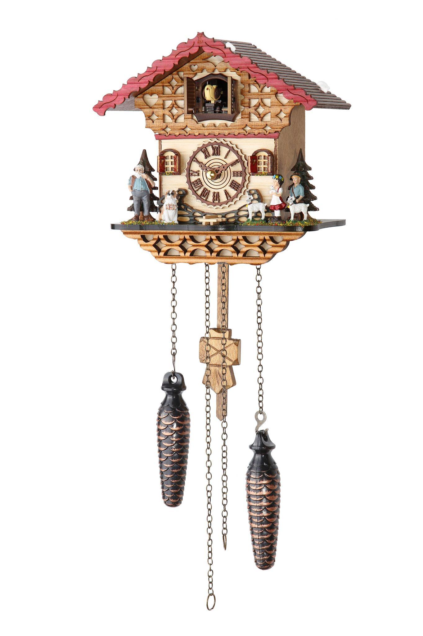 Часы настенные Часы настенные с кукушкой Trenkle 4228 QM chasy-nastennye-s-kukushkoy-trenkle-4228-qm-germaniya.jpg
