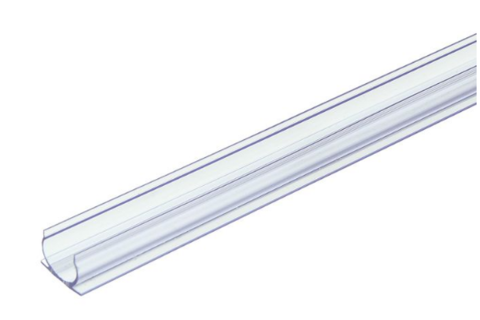 Короб монтажный для неона D 16 мм, 1 метр