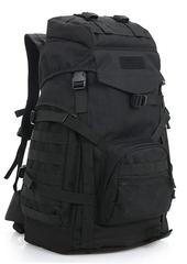 Тактический рюкзак Cool Walker 7230 Black 60L