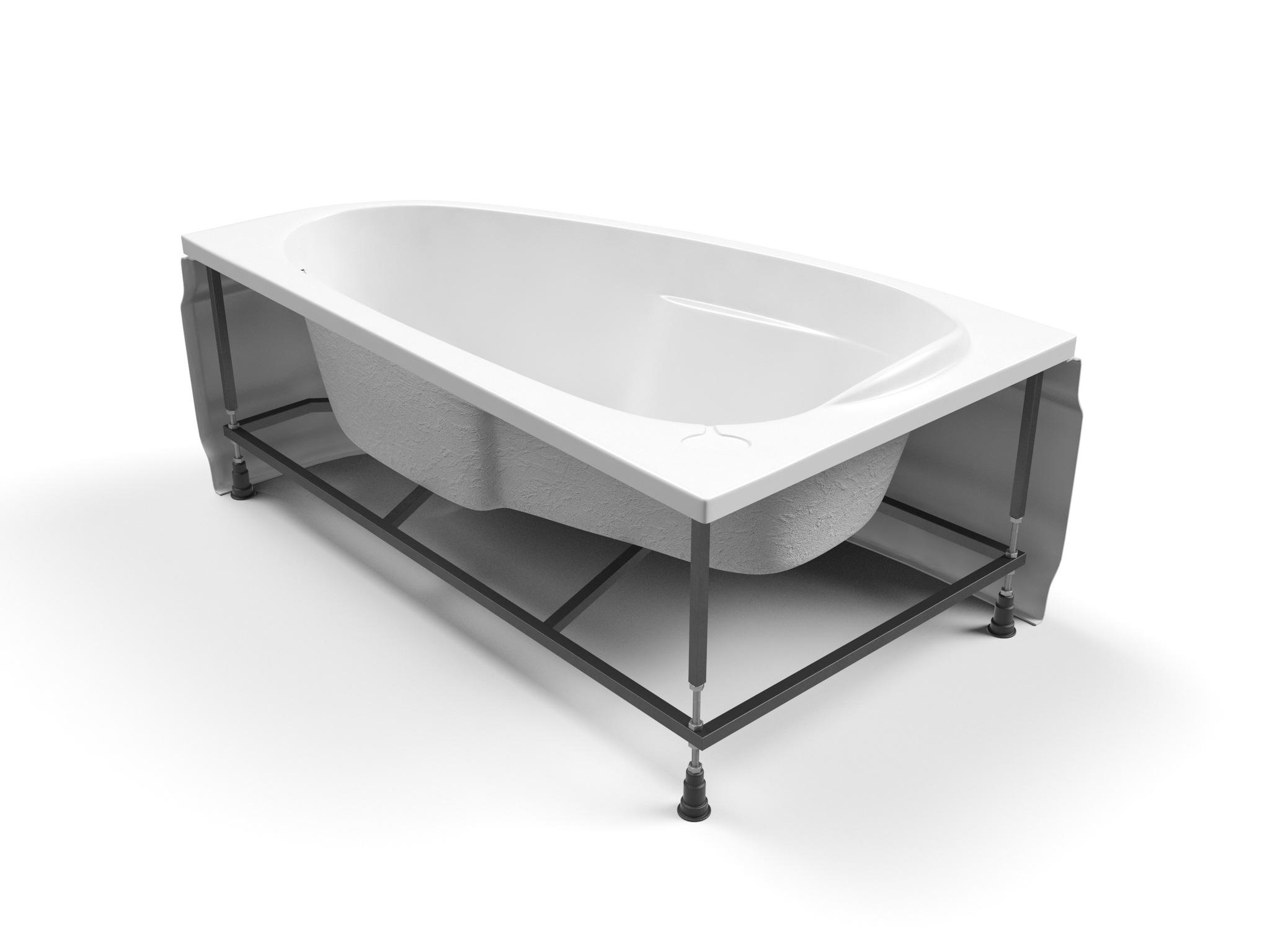 Каркас для акриловых ванн JOANNA 160