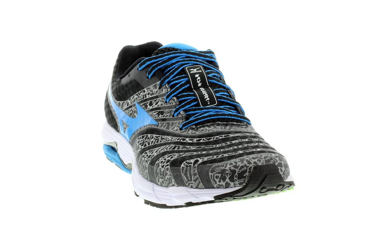 Мужские кроссовки для бега Mizuno Wave Sayonara 2 (J1GC1430 24) серые нос