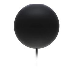 Набор для подключения Cannonball (шнур-подвес)  черный VITA copenhagen