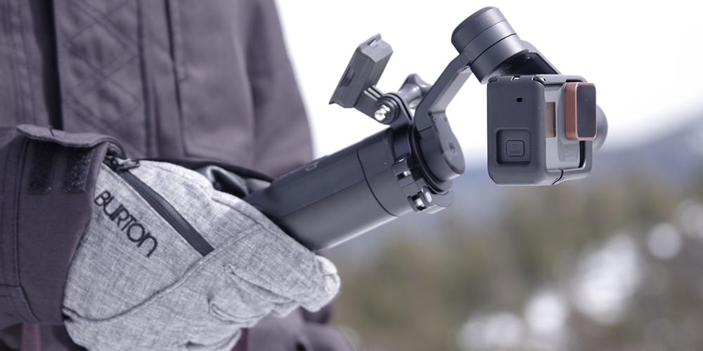 Набор фильтров PolarPro Cinema Series Filter 3-Pack пример использования