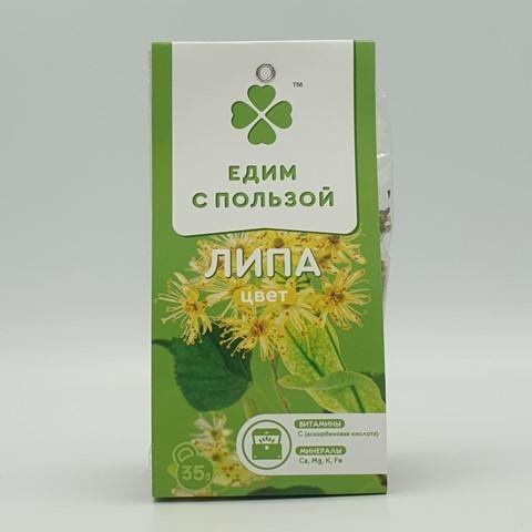 Липа цвет ЕДИМ С ПОЛЬЗОЙ, 35 гр