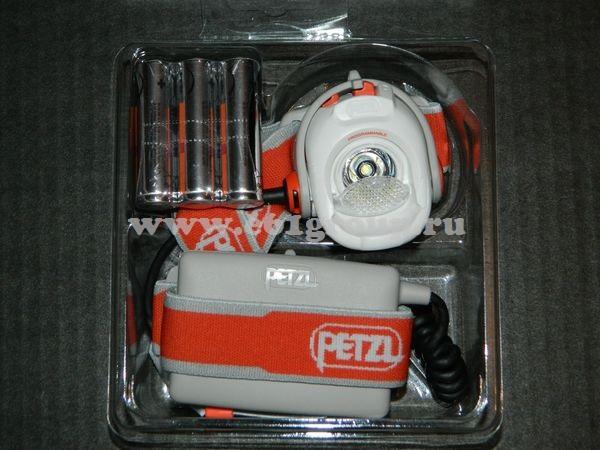 светодиодный фонарь Petzl MYO наложенным платежом