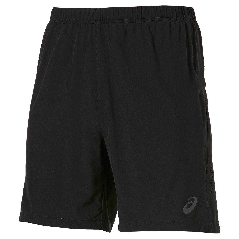 Мужские шорты-боксеры Asics Woven Short 7-inch (121631 0392) черные