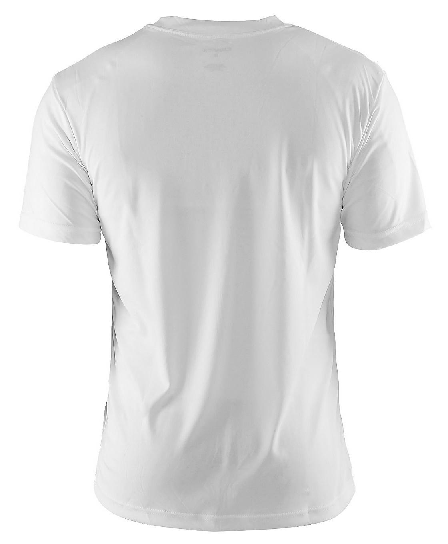 Мужская  спортивная футболка Craft Active (199205-1900) белая фото