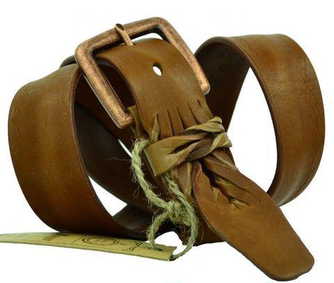 Мужской кожаный ремень 40Mayer-055