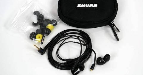 Наушники Shure SE315