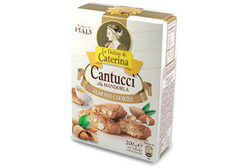 Печенье Le Delizie di Caterina Кантуччи с миндалем, 200г