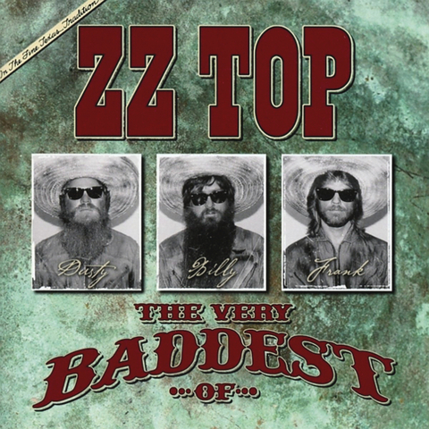 ZZ Top ‎/ The Very Baddest Of… (2CD)