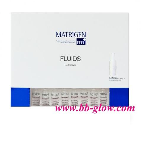 Сыворотки Matrigen Cell Repair Fluids 1 коробка 20 ампул по 2 мл.