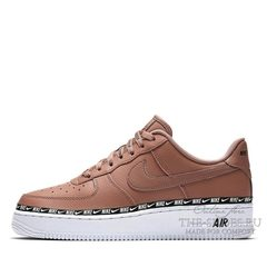 Кроссовки мужские Nike Air Force 1 Low '07 LV8 Premium Begie