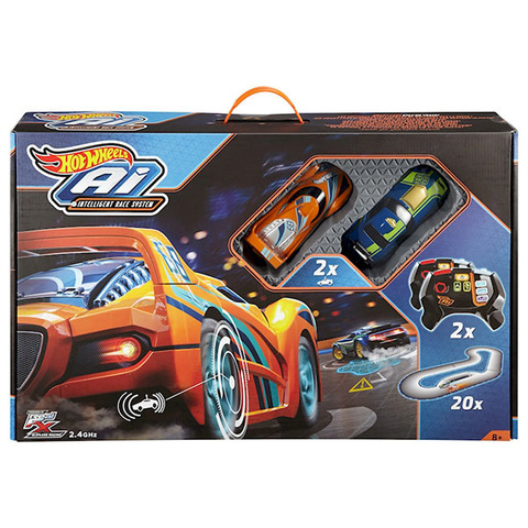 Трек Hot Wheels Умная трасса Mattel FBL83