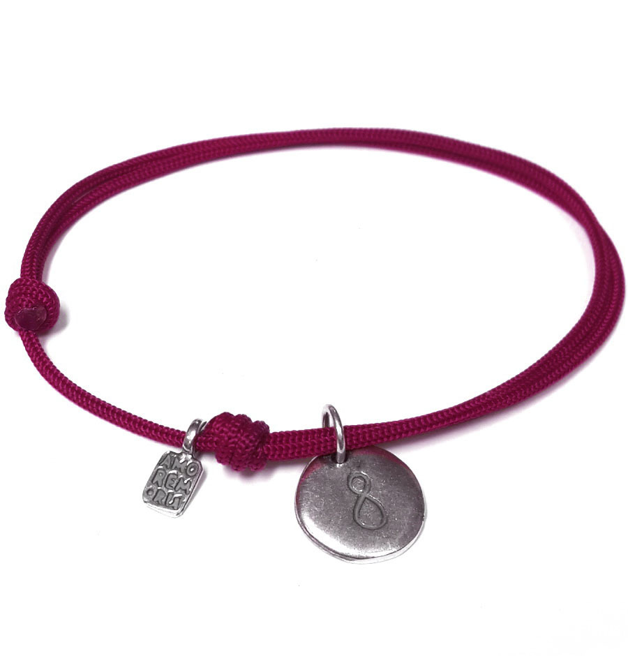 Lucky 4 leaf clover bracelet, Sterling Silver