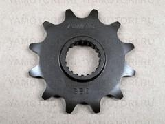 Звезда передняя (ведущая) Sunstar 3B012 JTF1446 для мотоцикла Kawasaki  12 зубьев