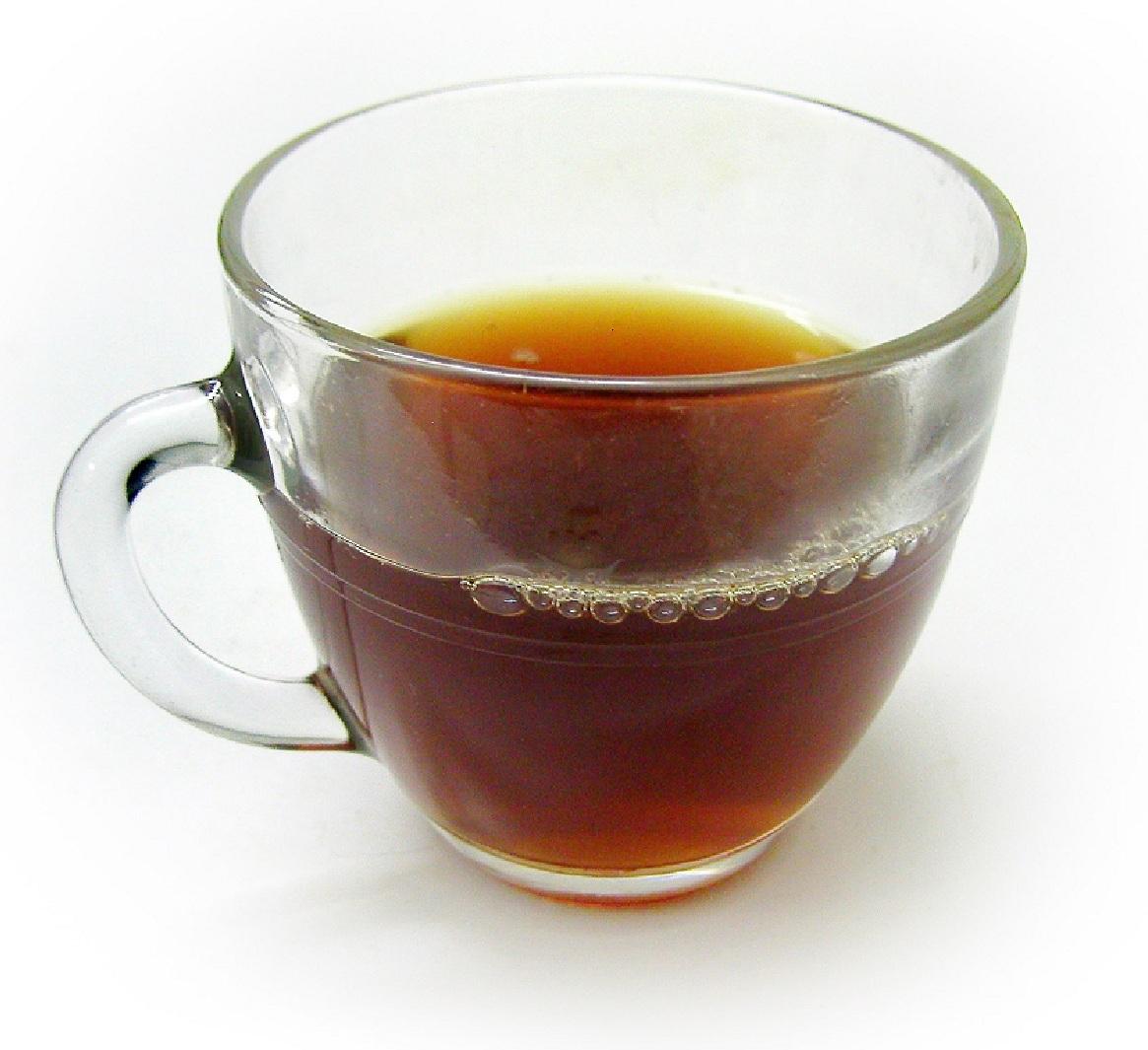 Фокус с чаем