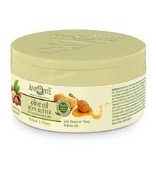 Расслабляющее крем-масло для тела с миндалем и медом, Aphrodite