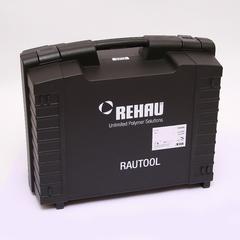 Комплект аккумуляторного гидравлического инструмента RAUTOOL A-light2 REHAU