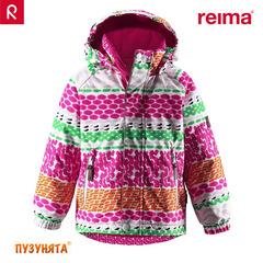 Куртка зимняя Reima Cousin 521425B-4832 pink