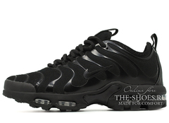 Кроссовки Мужские Nike Air Max Plus (TN) Ultra All Black