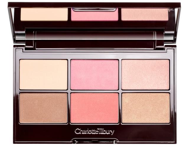 Палетка для лица Glowing, Pretty Skin Palette