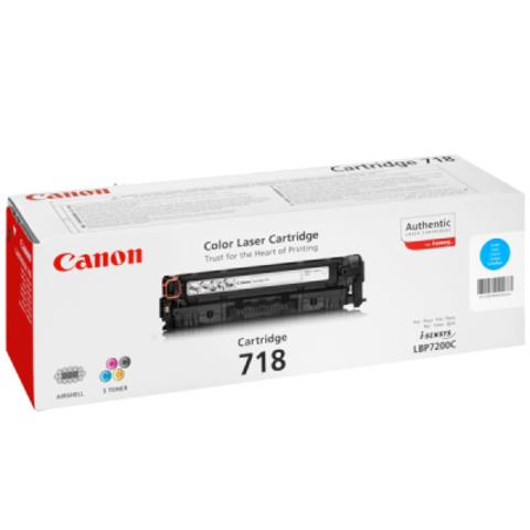 Cartridge 718 Cyan