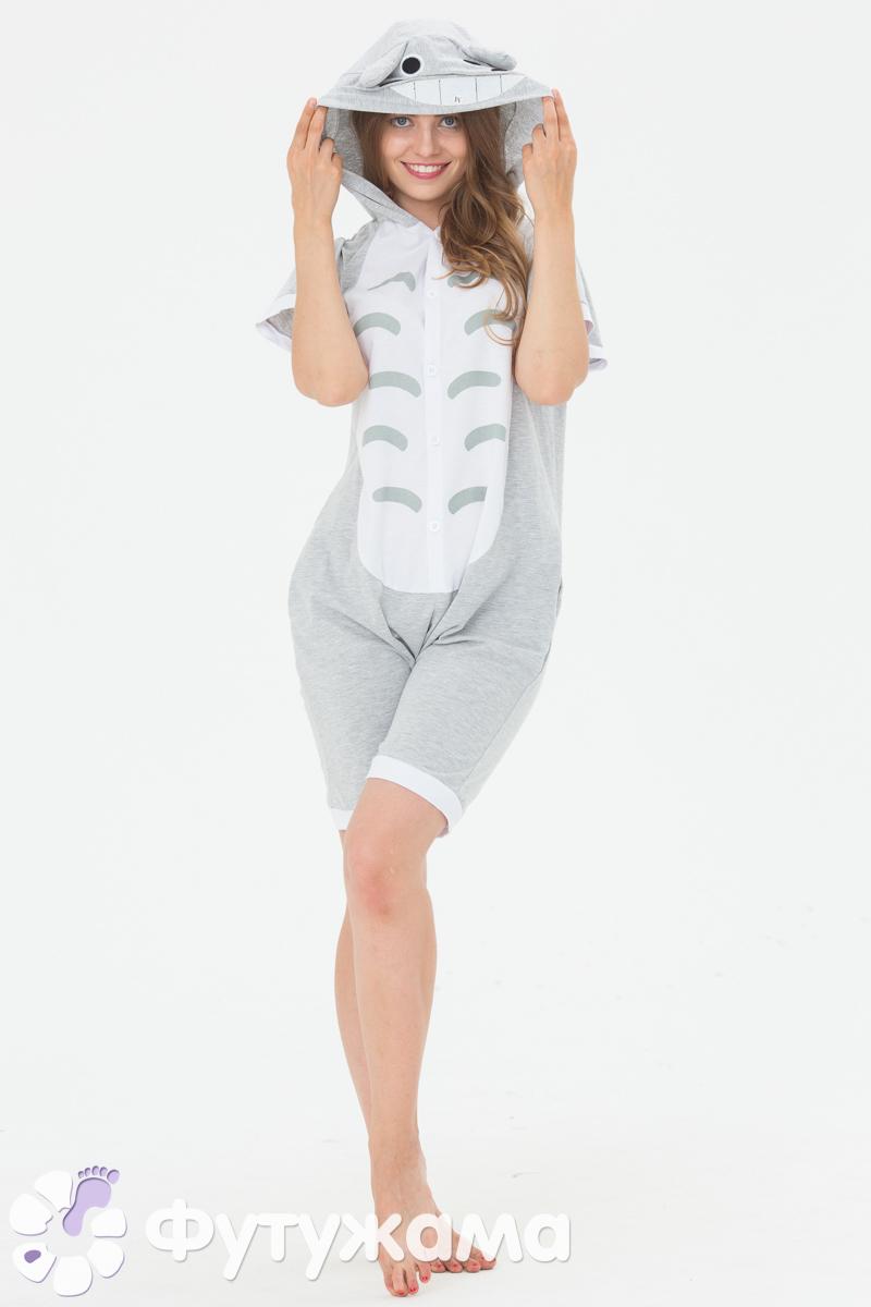 Летняя пижама-кигуруми